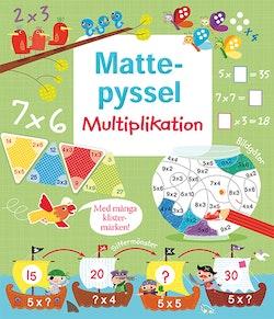 Mattepyssel : Multiplikation