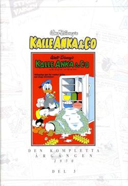 Kalle Anka & Co. Den kompletta årgången 1970. D.3