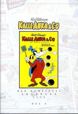 Kalle Anka & Co. Den kompletta årgången 1970. D.4