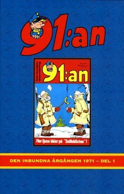 91:an. Den inbundna årgången 1971, Del 1