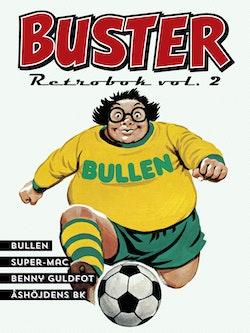 Buster. Retrobok vol. 2