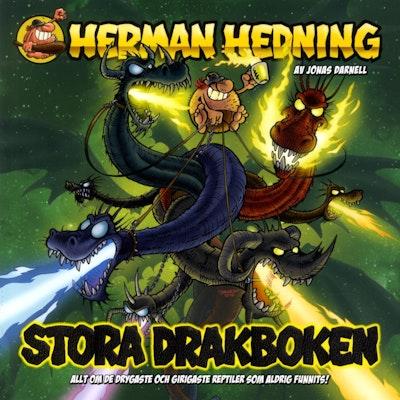 Herman Hedning. Stora drakboken