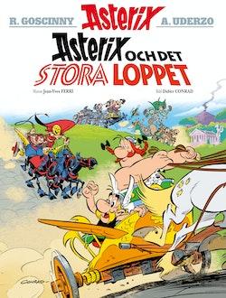 Asterix och det stora loppet
