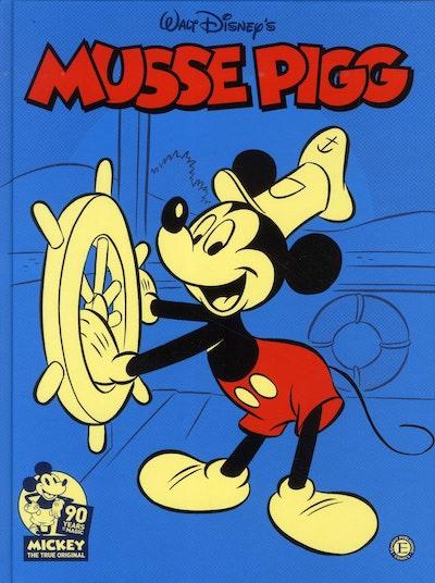 90 år med Musse Pigg 1928-1918