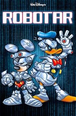 Kalle Ankas Pocket Special: Robotar