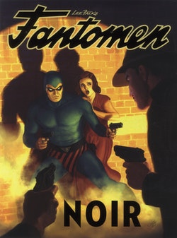 Fantomen Noir Presentbok
