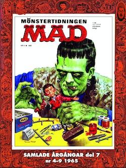 MAD - samlade årgångar. Del 7, 1965