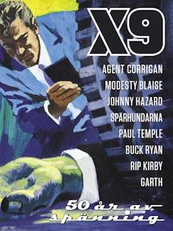 X9 : 50 år av spänning