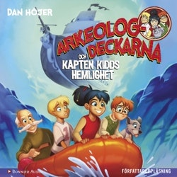 Arkeologdeckarna och Kapten Kidds hemlighet