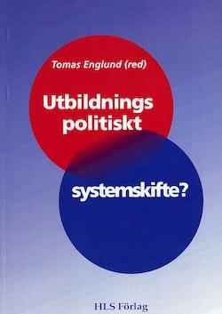 Utbildningspolitiskt system