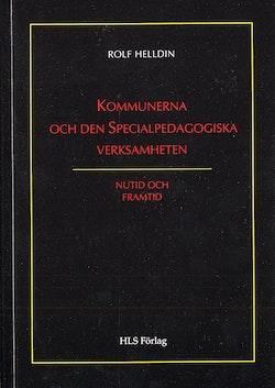 Kommunerna och den specialpedagogiska verksamheten