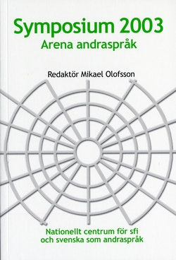 Symposium 2003 : arena andraspråk