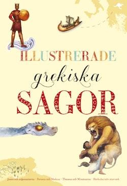 Illustrerade grekiska sagor