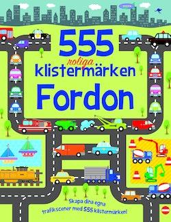 555 roliga klistermärken - Fordon