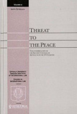 Threat to the Peace