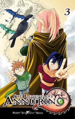 The Legendary Annu'rin VOL 3 : Elven city