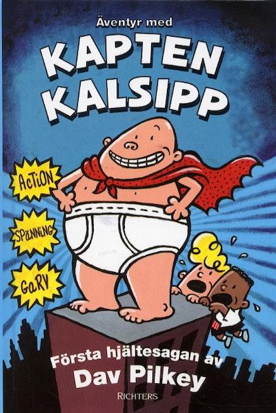 Kapten Kalsipp 1 - Äventyr med Kapten Kalsipp