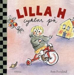Lilla H cyklar på