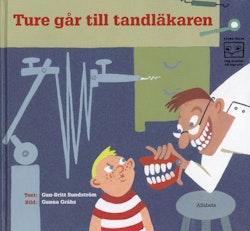 Ture går till tandläkaren