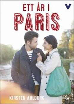 Ett år i Paris (Ljudbok/CD + bok)
