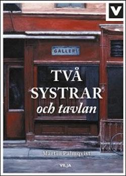 Två systrar och tavlan (bok + CD)