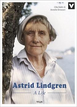 Astrid Lindgren : a life (CD + bok)
