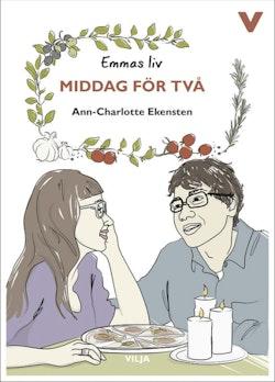 Middag för två (CD + bok)