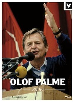 Olof Palme : ett liv (CD + bok)