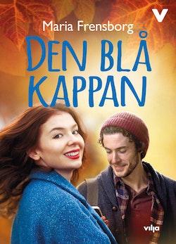Den blå kappan (Bok + CD)