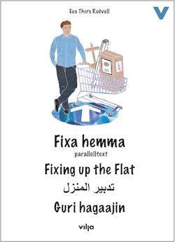Fixa hemma parallelltext (Bok + CD)