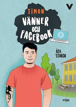 Vänner och facebook (bok + CD)