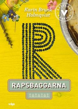Rapsbaggarna (Bok + CD)