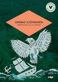 Sindbad Sjöfararen (bok + CD)