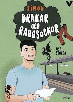 Drakar och raggsockor (Bok + CD)