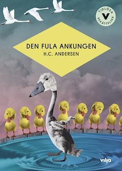 Den fula ankungen (bok + CD)