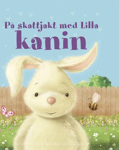På skattjakt med lilla kanin