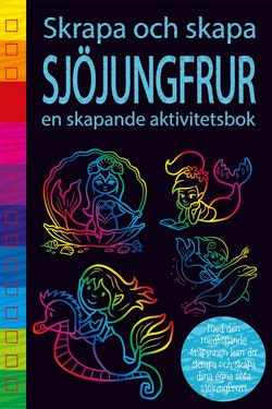 Sjöjungfrur : en skapande aktivitetsbok