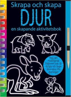 Djur : en skapande aktivitetsbok