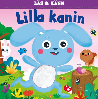 Läs och känn - Lilla kanin