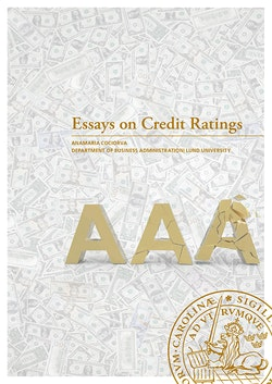 Essays on Credit Ratings