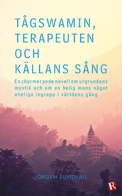 Tågswamin, terapeuten och källans sång : en charmerande novell om urgrundens mystik och om en helig mans något oheliga ingrepp i världens gång