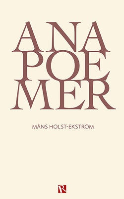 Anapoemer : nya dikter