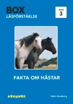 Fakta om hästar