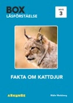 Fakta om kattdjur