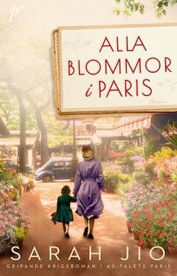 Alla blommor i Paris