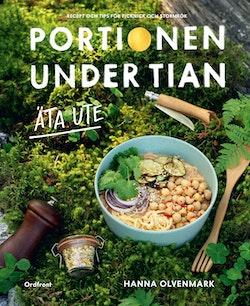 Portionen under tian : äta ute