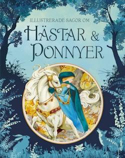 Illustrerade sagor om hästar och ponnyer