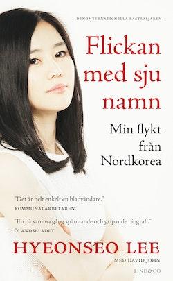 Flickan med sju namn : min flykt från Nordkorea