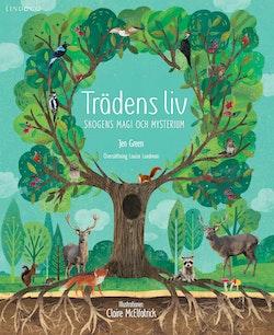 Trädens liv : skogens magi och mysterium