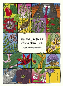 De fantastiska växternas bok